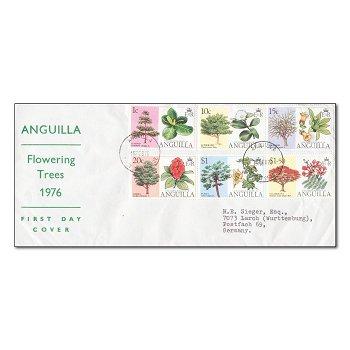 Blumen und Pflanzen-Lot - 50 Briefe