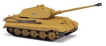 Modell-Panzer:Königstiger - Porsche Turm -(Busch, 1:87)