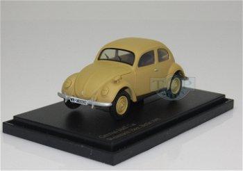Militaria-Modell:VW Käfer - Dienstwagen -Wehrmacht Heer, Berlin 1945(Hobby Master, 1:48)