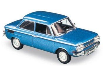 Modellauto:NSU TT von 1969, blau(Norev, 1:43)