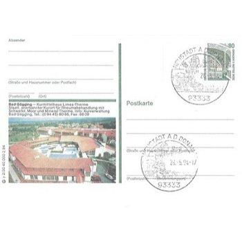 8421 Bad Gögging - Bildpostkarte