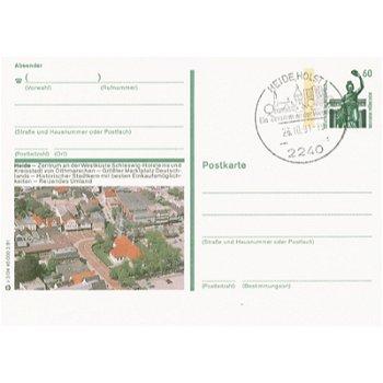 2240 Heide - picture postcard