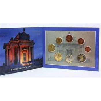 Euro Kursmünzensatz 2003 - Irland, Stempelglanz