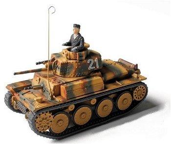 Militaria-ModellDeutscher Panzer 38 t, Ukraine 1944(Forces of Valor, 1:72)