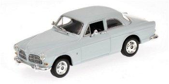 Modellauto:Volvo 121 Amazon von 1966 in hellblau(Minichamps, 1:43)