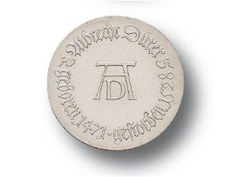 10-Mark-Münze 1971, 500. Geburtstag Albrecht Dürer, DDR