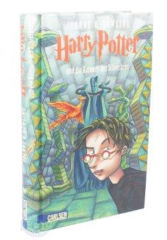 Buch:Harry Potter und die Kammer des Schreckens(Joanna K. Rowling)