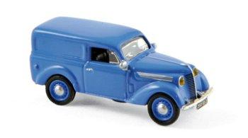 Modellauto:Renault 300 kg von 1948, blau(Norev, 1:87)