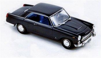 Modellauto:Lancia Florida II von 1957, dunkelblau(Norev, 1:43)