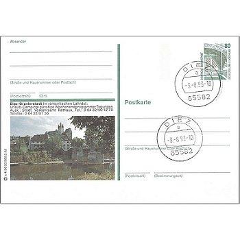 6552 Diez - Bildpostkarte