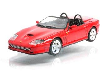 Modellauto:Ferrari 550 Barchetta von 2000(IXO Models, 1:43)