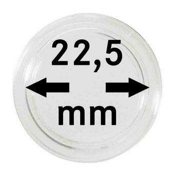 Münzkapseln,10er Pack für 20 €-Cent, LI 2250225P