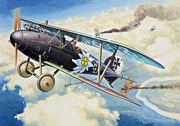 Flugzeug:Albatros D. V Jagdflugzeug - Bausatz(Revell, 1:48)