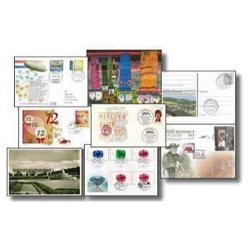 Inventurlot - Belege, Briefe, Karten, LOT C