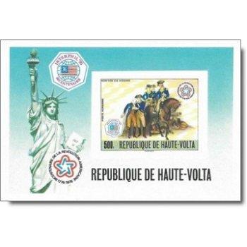 200 Jahre Unabhängigkeit der Vereinigten Staaten von Amerika – Internationale Briefmarkenausstellung
