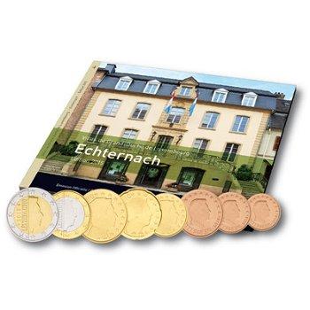 Kursmünzensatz 2015, Thronbesteigung Großherzog Henri, Luxemburg