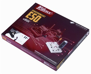 Dampfmodell:Dampfmaschinen Erweiterungsset E 50(Wilesco)
