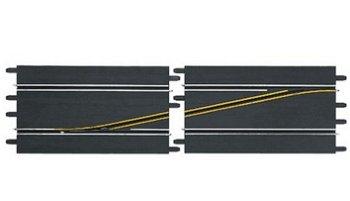 Slot Racing:PRO-X Weiche, links - 2 Stück(Carrera Evolution, 30306)