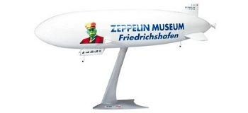 Modell:Zeppelin NT - 175 Jahre Graf Zeppelin -(Herpa, 1:200)