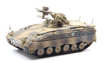 Militaria-Modell:SPZ - Marder - Bundeswehr ISAF(Panzerstahl, 1:72)