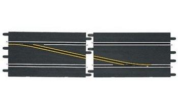 Slot Racing:PRO-X Weiche, rechts - 2 Stück(Carrera Evolution, 30308)