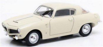 Modellauto:Fiat Stanguellini 1100Berlinetta Bertone von 1954, creme(Matrix, 1:43)