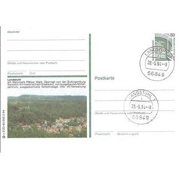 6790 Landstuhl - Bildpostkarte