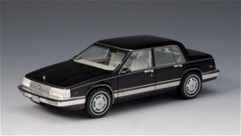 Modellauto:Buick Electra T Park Avenue von 1987, schwarz(GLM, 1:43)