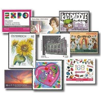 Inventurlot - Kleine Briefmarkenmischung, LOT A
