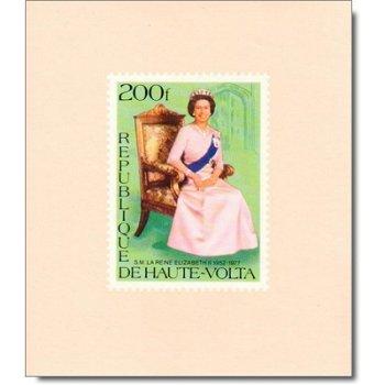 Persönlichkeiten - 2 Luxusblocks postfrisch, Katalog-Nr. 676-677, Obervolta