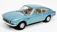 Modellauto:Fiat Dino Coupé, blau-metallic(Norev, 1:43)