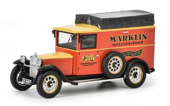 Modell:Mercedes-Benz L 1000 Express - Märklin -(Schuco, 1:43)