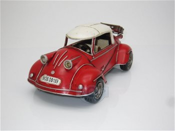 Blechmodell:Messerschmitt Kabinenroller