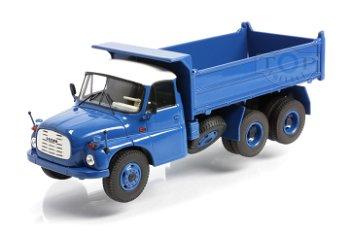 Modell-LKW:Tatra T 148 3-Seiten-Kipper, blau(Premium ClassiXXs, 1:43)