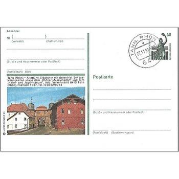 6413 Tann/Rhön - Bildpostkarte