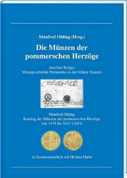 Die Münzen der pommerschen Herzöge, Katalog, 1. Auflage 2016, Gietl-Verlag