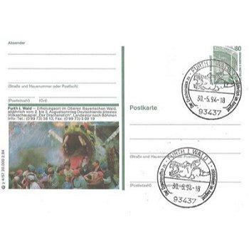 8492 Furth im Wald - Bildpostkarte