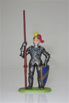 Figur:Ritter mit Lanze(Preiser, 1:25)