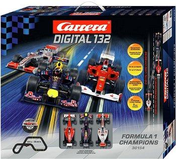 Slot Racing:Formula 1 Champions(Carrera Digital 132 - 30154)