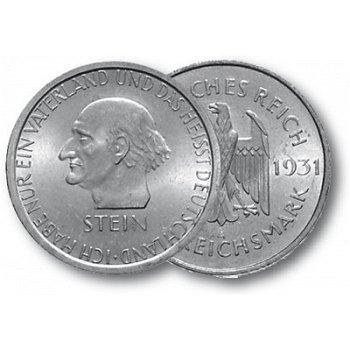 3 Reichsmark,100. Todestag Freiherr vom Stein, Jaeger-Nr. 348, Weimarer Republik