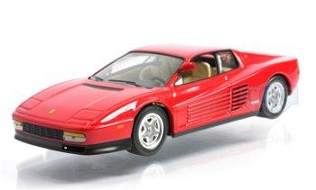 Modellauto:Ferrari Testarossa von 1984,(IXO Models, 1:43)