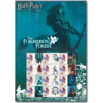 Harry Potter und der Orden des Phoenix: Der Verbotene Wald - Großbogen postfrisch, Indonesien