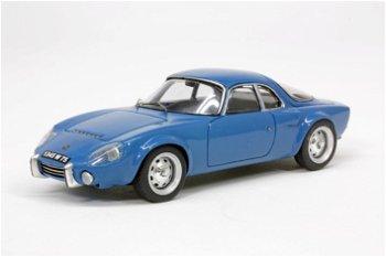 Modellauto:Matra Djet 5S von 1965, blau(Bizarre, 1:43)