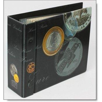 Safe - Münzalbum für Kurs- und Gedenkmünzen-Sätze, Artline 7379