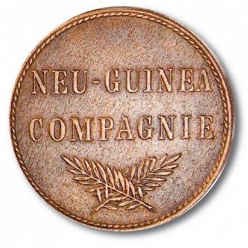 1 Neu-Guinea Pfennig, Katalog-Nr. 701, Deutsche Kolonien