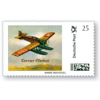 Flugzeug Junkers A20 - Marke Individuell postfrisch