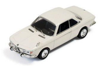 Modellauto:BMW 2000 CS von 1970, beige(IXO Models, 1:43)