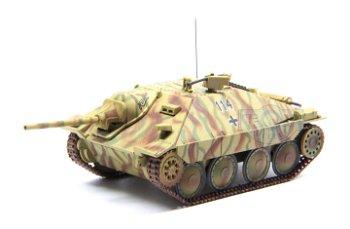 Militaria-Modell:Jagdpanzer 38 (t) Hetzer - Hilde -Nove Mesto, Tschechien April 1945(Panzerstahl, 1: