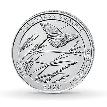 Die Münze wurde dem ersten Nationalpark in der Geschichte Vermonts – der Marsh-Billings-Rockefeller National Historical Park. Den Namen verdankt der Park den Voreigentümern des Grundstücks. Das Motiv der Münze zeigt einen Jungen beim Gärtnern bzw. beim P