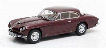 Modellauto:Jensen C-V8 MK III von 1965, dunkelrot-metallic(Matrix, 1:43)